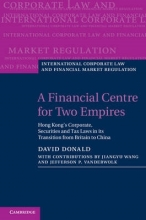 Donald, David C. A Financial Centre for Two Empires