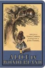 Alice in Wonderland Stitch Pocket Grid Notebook