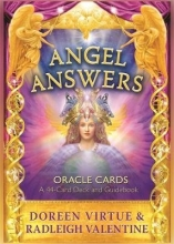 Virtue, Doreen,   Valentine, Radleigh Angel Answers Oracle Cards