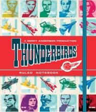 Thunderbirds Faces Notebook