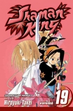 Takei, Hiroyuki Shaman King 19