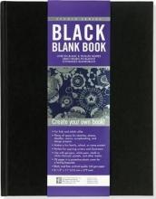Studio Series Blank Book, Black