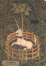 Unicorn Tapestry Weekly Planner 2019 Calendar