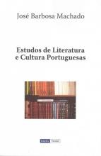 Machado, José Barbosa Estudos De Literatura E Cultura Portuguesas