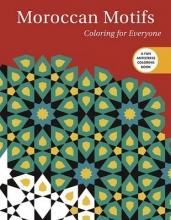 Skyhorse Publishing Moroccan Motifs: Coloring for Everyone