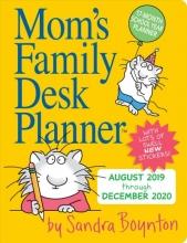Sandra Boynton 2020 Moms Family Desk Planner