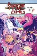 Moreci, Michael Adventure Time Comics 5