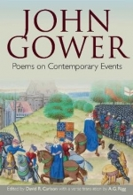 Carlson, David John Gower - Poems on Contemporary Events