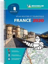, *ATLAS MICHELIN FRANCE (PETIT FORMAT) 2020