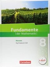 Ankenbrand, Nina,   Haunert, Anneke,   Höger, Christof,   Klages, Walter Fundamente der Mathematik 8. Schuljahr - Hessen - Schülerbuch