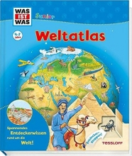 Herrmann, Heike WAS IST WAS Junior Weltatlas für Kinder