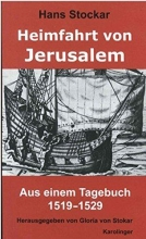 Stockar, Hans Heimfahrt von Jerusalem