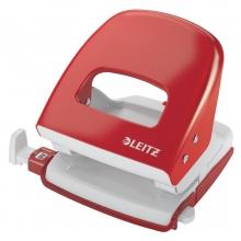, Perforator Leitz NeXXt 5008 2-gaats 30vel rood