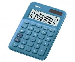 , Rekenmachine Casio MS-20UC blauw
