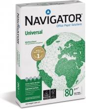 , Kopieerpapier Navigator Universal A4 80gr wit 500vel