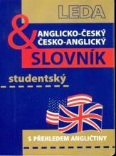 Bretislav Hodek Student`s English-Czech and Czech-English Dictionary