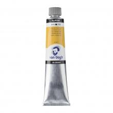 , Talens van gogh olieverf tube 200 ml cadmiumgeel donker 210