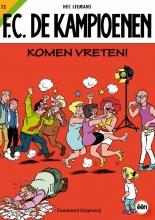 Hec  Leemans FC De Kampioenen FC De kampioenen 73 Komen vreten