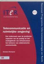 N.  Sitompoel Telecommunicatie en ruimtelijke omgeving