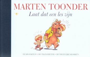 Marten  Toonder Alle verhalen van Olivier B. Bommel en Tom Poes 45 : Laat dat een les zijn