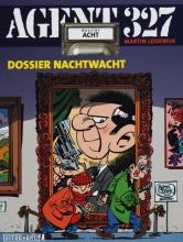 Martin  Lodewijk Agent 327 - Dossier 8 - Nachtwacht