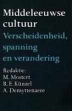 Amsterdamse historische reeks Middeleeuwse cultuur