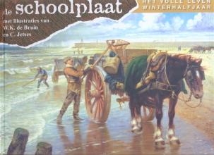 F. van Dulmen De Schoolplaat het volle leven winterhalfjaar