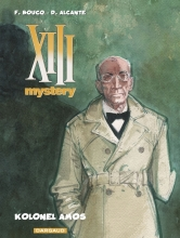 Francois,Boucq/ Alcante Xiii Mystery 04