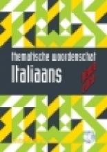 Algemeen THEMATISCHE WOORDENSCHAT ITALIAANS : BOEK + AUDIO-CD