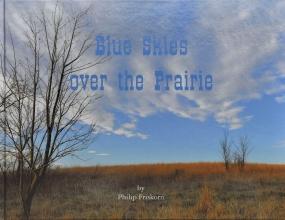 Blue skies over the Prairie