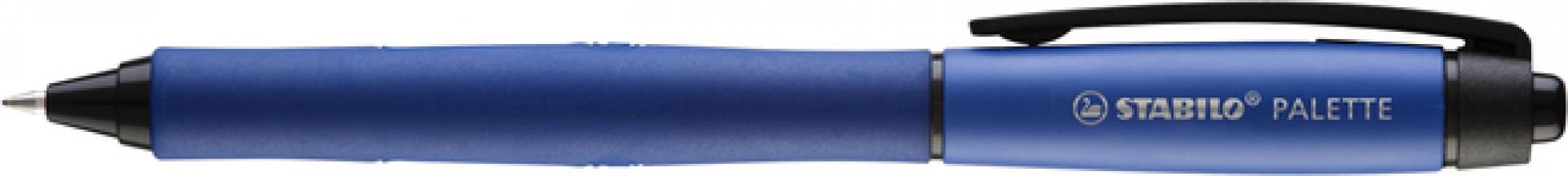, Stabilo palette blauw