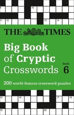 The Times Mind Games,The Times Big Book of Cryptic Crosswords 6