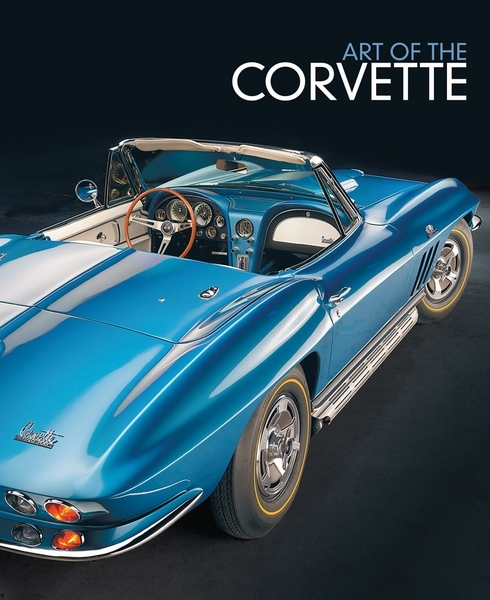 Randy Leffingwell,Art of the Corvette
