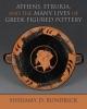 Sheramy D. Bundrick, Athens, Etruria, and the Many Lives of Greek Figured Pottery