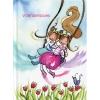 ,<b>Lisa & Lilly Vriendenboek</b>