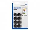 ,<b>Magneet Legamaster 20mm 250gr Zwart</b>
