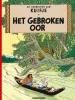Hergé, Kuifje Promotie 06