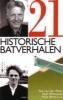 Ted van der Meer, Paul Witteman, Hans Böhm e.a., 21 historische batverhalen