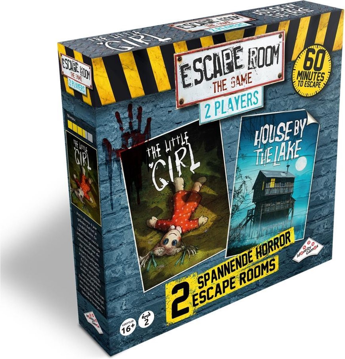 Idg-13803,Escape room the game 2 - players horror
