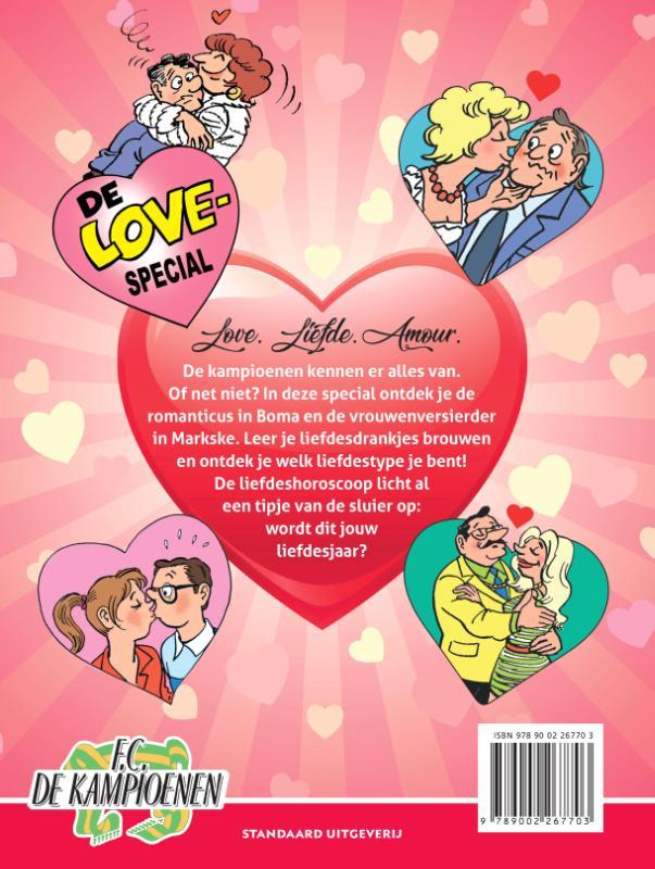 Hec Leemans,Love Special