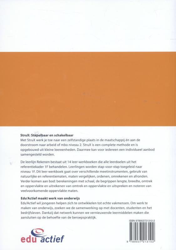 Lex Gall,Rekenen meten en meetkunde