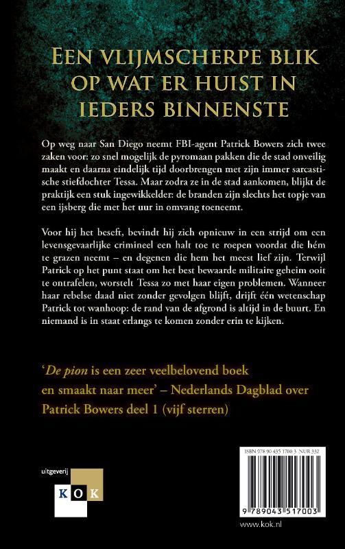 Steven James,De Toren