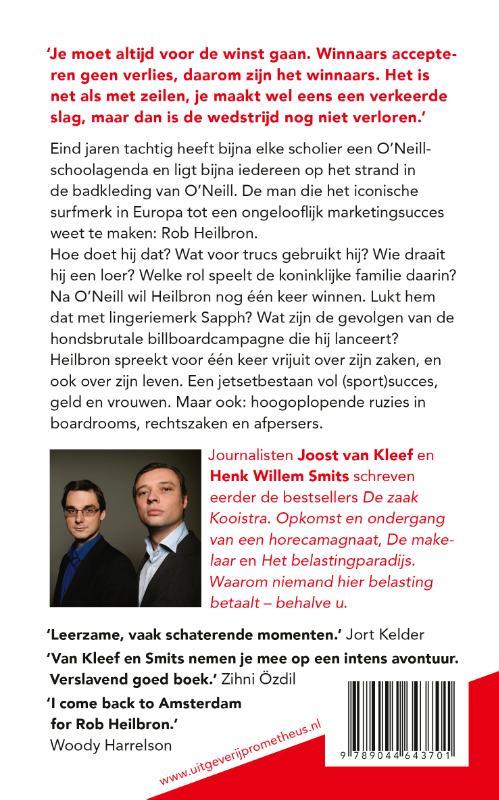 Joost van Kleef, Henk Willem Smits,Winnen!