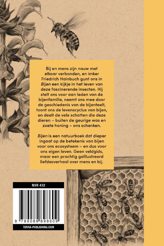Friedrich Hainbuch,Bijen