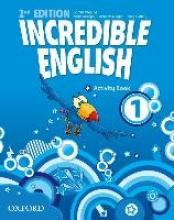 Incredible English 1. 2nd edition. Activity Book