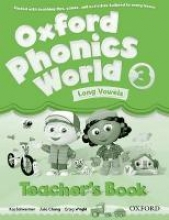 Oxford Phonics World 3 Teacher`s Book