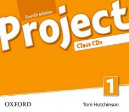 Project 1: Class CD