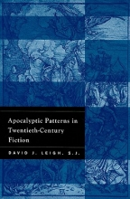 Leigh, David J. Apocalyptic Patterns in Twentieth-Century Fiction