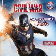 Strathearn, Chris Marvel`s Captain America Civil War