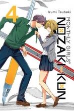 Tsubaki, Izumi Monthly Girls` Nozaki-Kun 4